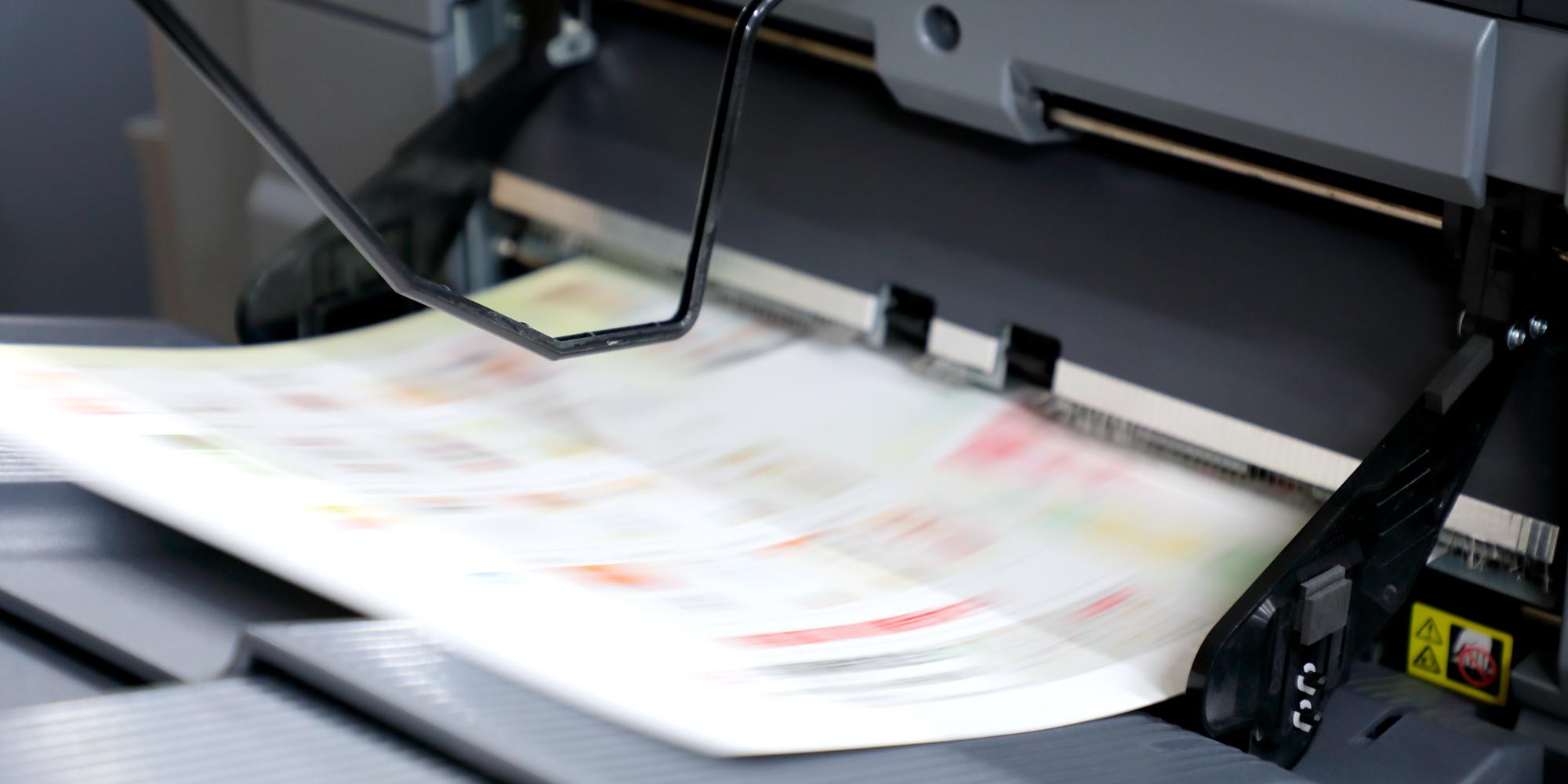 印刷〈サービス〉