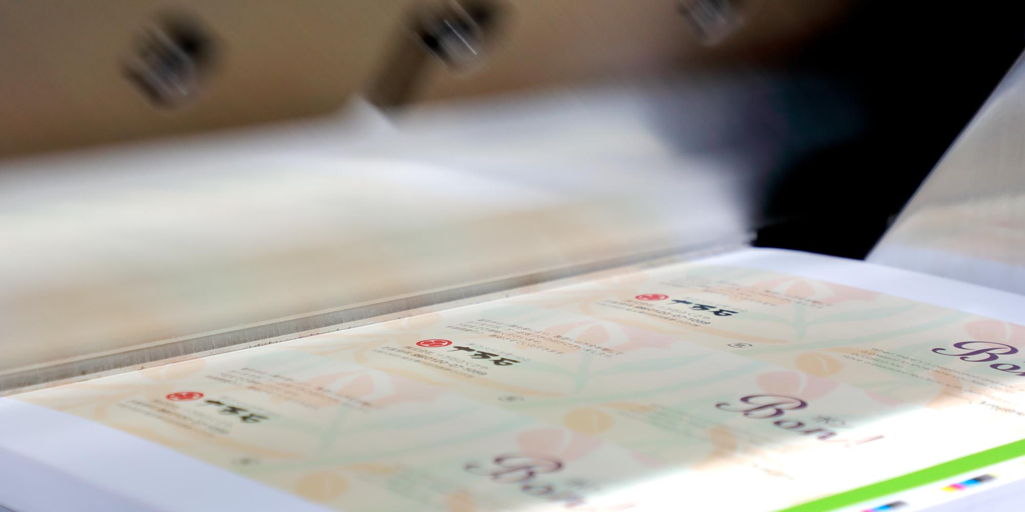 印刷方式・加工技術